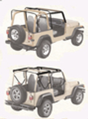 Soft Top Replacement Parts