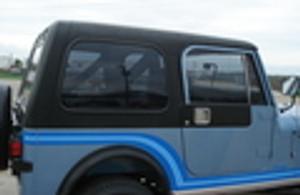 Jeep Door Decal / Applique