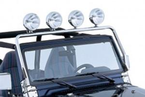 Light Bars Jeep Parts