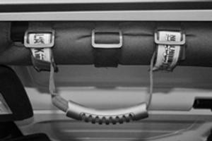 BLKMTN Jeep  Handles & Hangers
