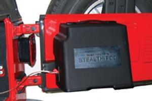 Jeep Stealth Pod Audio