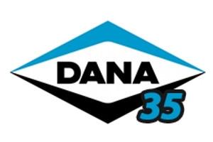 Axle & Differential  Dana 35