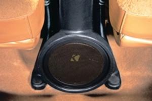Jeep Intra-Pod Audio Jeep Audio Accessories