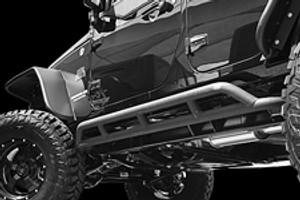 BLKMTN Bumpers & Side Bars