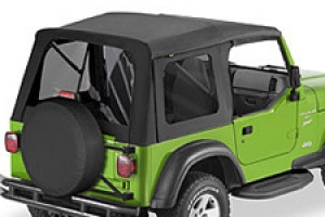 Tinted Window Kits Jeep Accessories CB Jeep