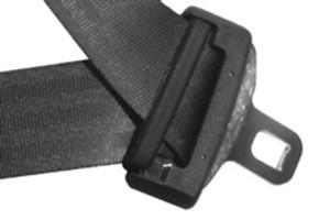 BLKMTN Parts Seat Belts
