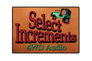 Select Increments Jeep Audio Accessories