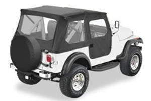 Bestop Heritage Tops Jeep Parts