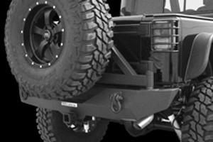 BLKMTN Parts Rear Bumpers
