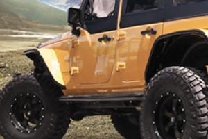 BLKMTN Suspension Jeep Parts