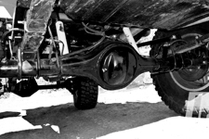 Jeep Parts  Axle & Differential