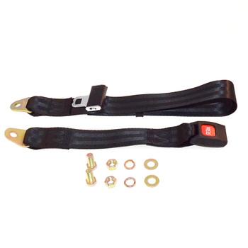 """'41-'95 CJ & Wrangler Rear Seat Belt (60"""" Long)"""
