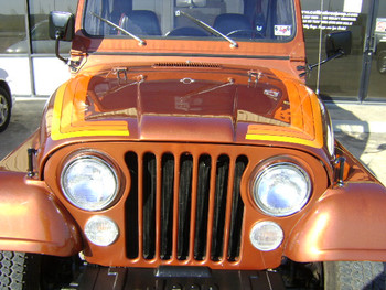 '85 CJ7 Spring Edition Decal Kit