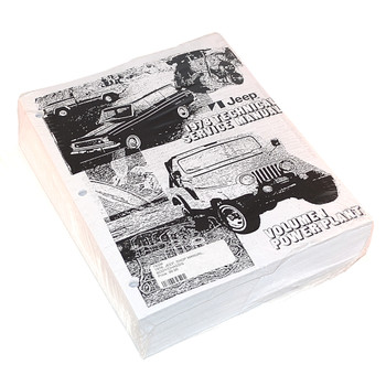 1978 Jeep Service Manual (Body/Chassis)