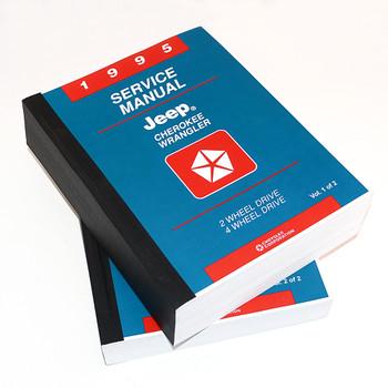 1995 YJ/XJ Service Manual