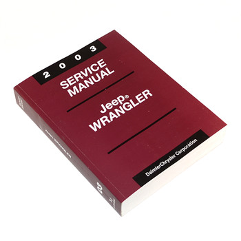 2003 TJ Service Manual