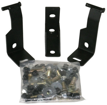 '87-'95 YJ Mounting Kit for Security Drawer #130
