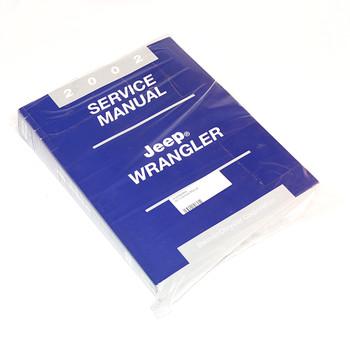 2002 TJ Service Manual