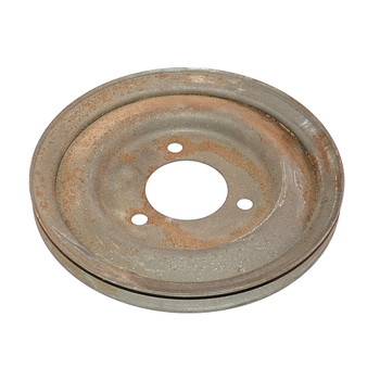 '76-'86 CJ 258 Single Groove V-Belt Crank Pulley