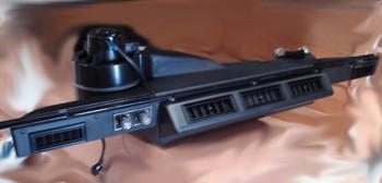 '76-'89 CJ/YJ A/C Kit with V-belt