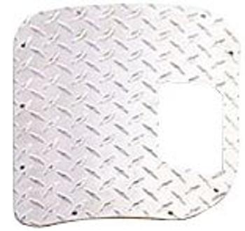 '80-'86 CJ7 Diamond Plate Shifter Cover