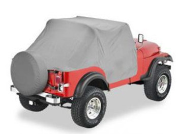'76-'91 CJ7/YJ All-Weather Trail Cover