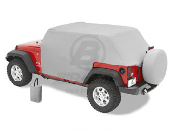 '07-Current JK Unlimited All-Weather Trail Cover
