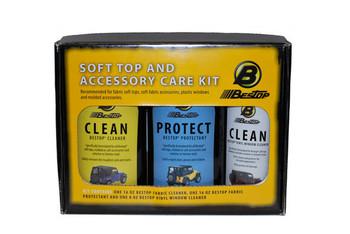 Bestop Cleaner Pack
