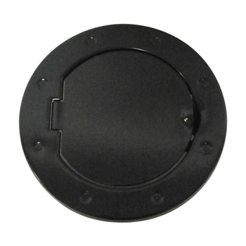 '07-Current JK Black Non-Locking Fuel Door Cover
