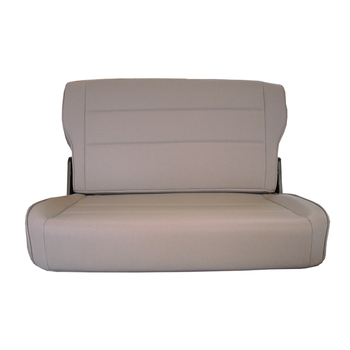 '76-'95 CJ/YJ Fold & Tumble Rear Seat