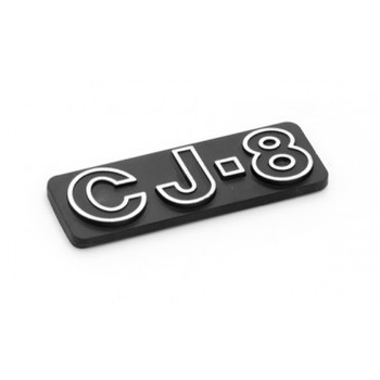 '81-'86 Jeep CJ8 Emblem (MOPAR Licensed Product) (DMC-5758601)