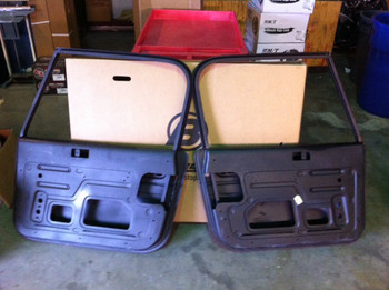 '81-'95 CJ/YJ NOS Door Shells (movable vent window)
