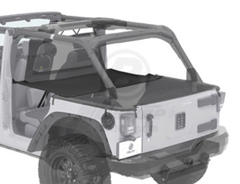 '07-Current JKU Duster Deck Cover Extension