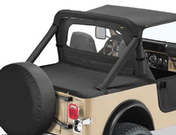 '80-'91 CJ7/YJ Duster Deck Cover w/Supertop