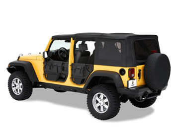 '07-Current JK Element Front Upper Doors