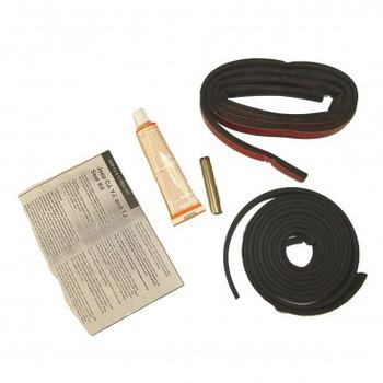 '76-'06 CJ/YJ/TJ Hardtop Weatherstrip Seal Kit
