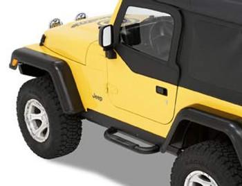 '04-'06 HighRock 4X4™ Slider Step for Jeep Wrangler Unlimited