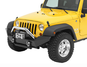 '07-Current JK HighRock 4X4 Front Bumper
