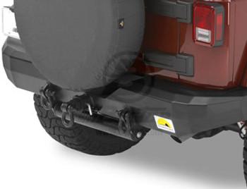 '07-Current JK HighRock 4X4 Rear Bumper