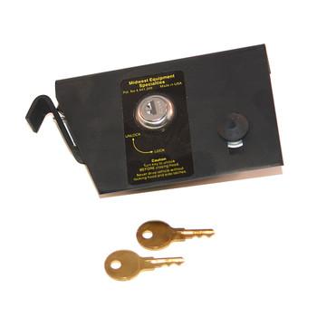 '97 TJ Hood Lock