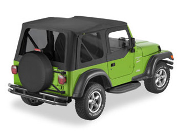 '03-'06 TJ Replace-a-Top w/upper door skins & tinted windows