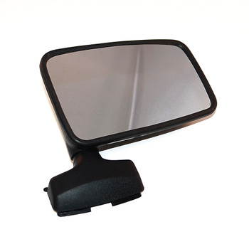 '87-'95 YJ Passenger Hard Door Mirror with Cover