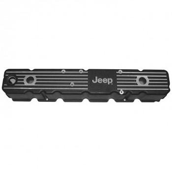"'81-'86 4.2L ""Jeep"" Logo Aluminum Valve Cover"