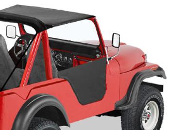 '51-'81 M38/CJ5-6 Soft Lower Half Doors
