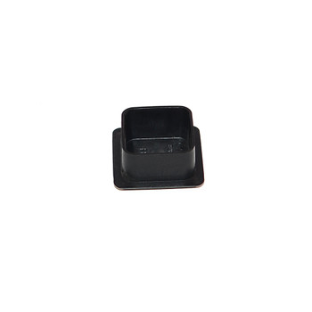 "'76-'86 CJ Spare Tire Carrier Small End Cap (1"")"