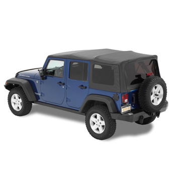 '07-Current Jeep Wrangler JKU Supertop NX