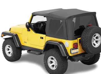 '97-'06 Jeep Wrangler TJ Supertop NX