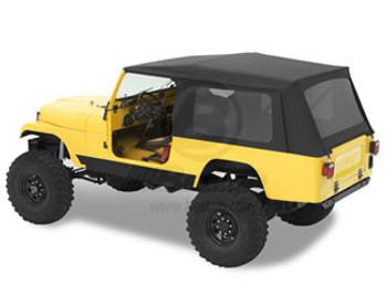 '81-'85 CJ8 Supertop, no doors, w/tinted windows