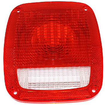 '76-'06 CJ/YJ/TJ/LJ Tail Light Lens