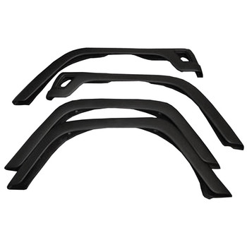 '97-'06 TJ 4pc Fender Flare Kit